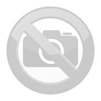 2c6574ffe19f2 5-dielna jedálenská zostava »Paul« - jedálenský stôl + 4 stoličky –  zamatovo biela